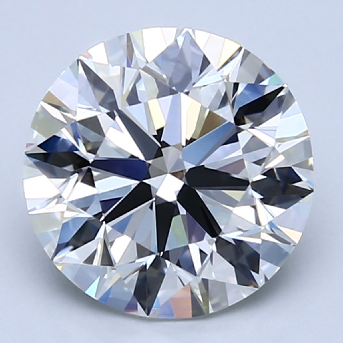 3 carat I color diamond
