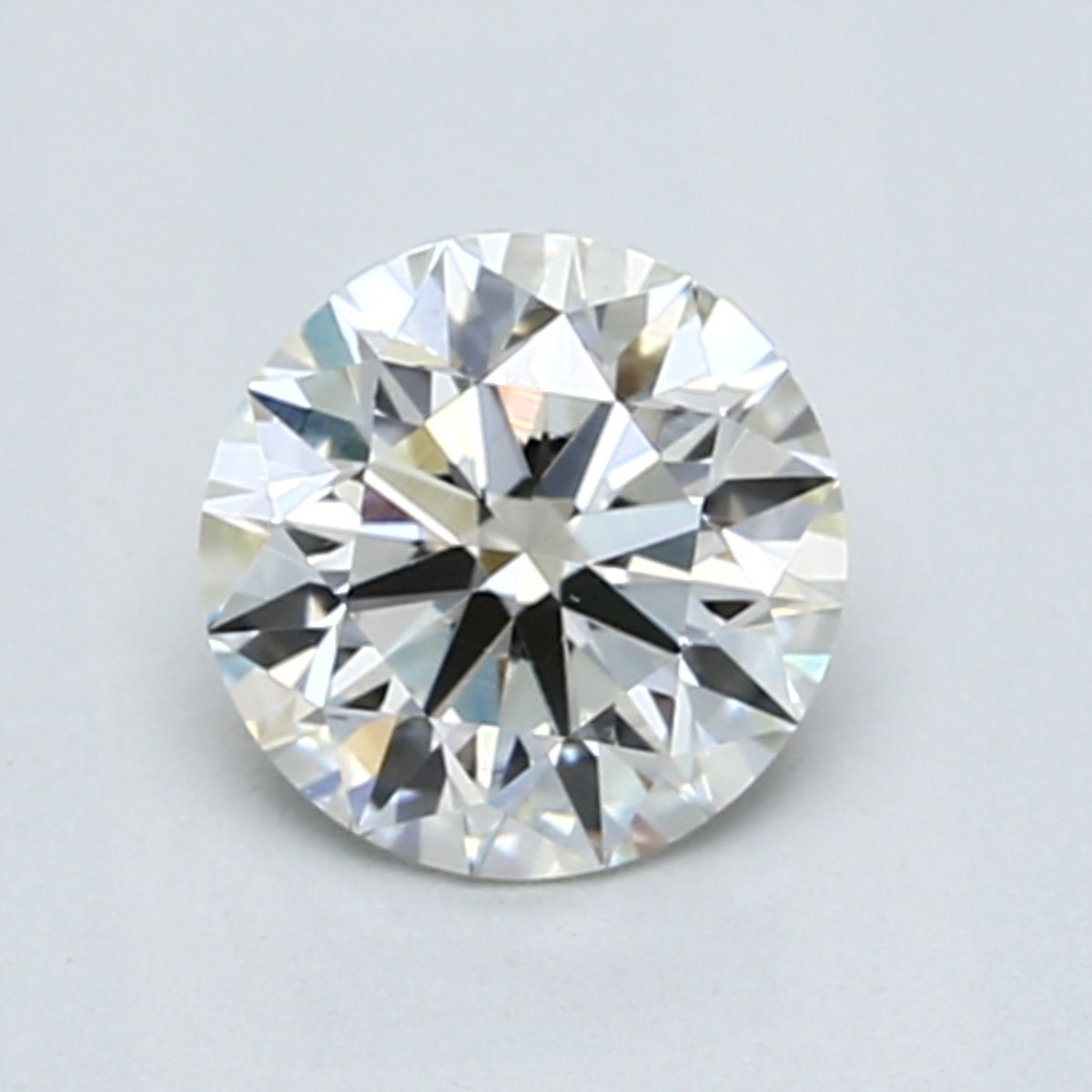 1 Carat J Color Diamond with None Fluorescence