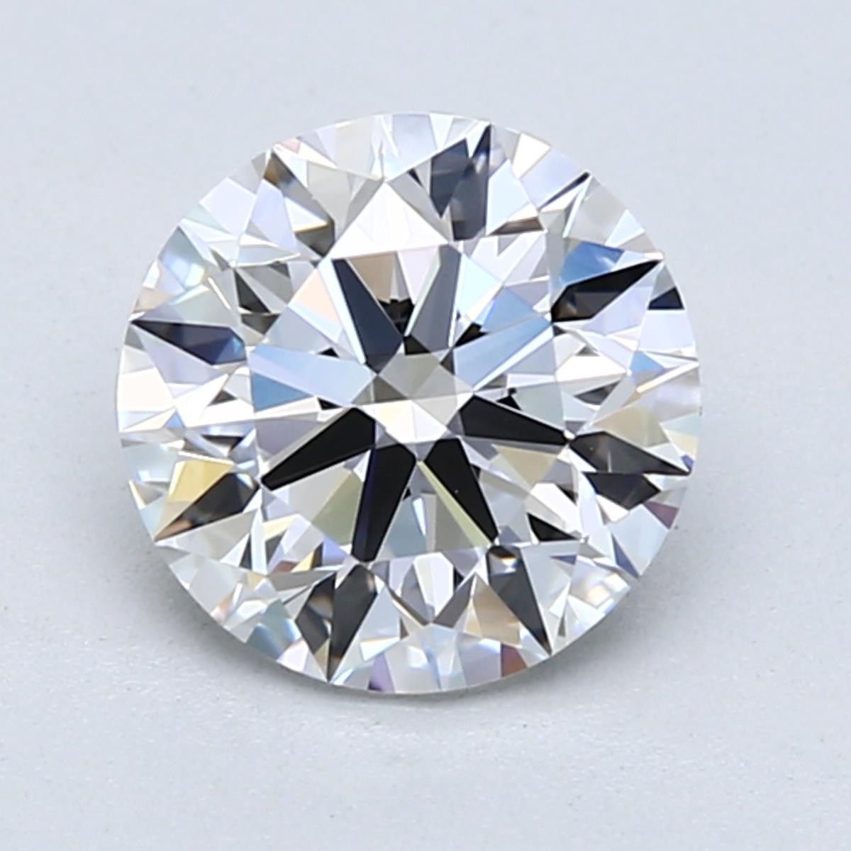 2 carat d color diamond with VVS1 clarity