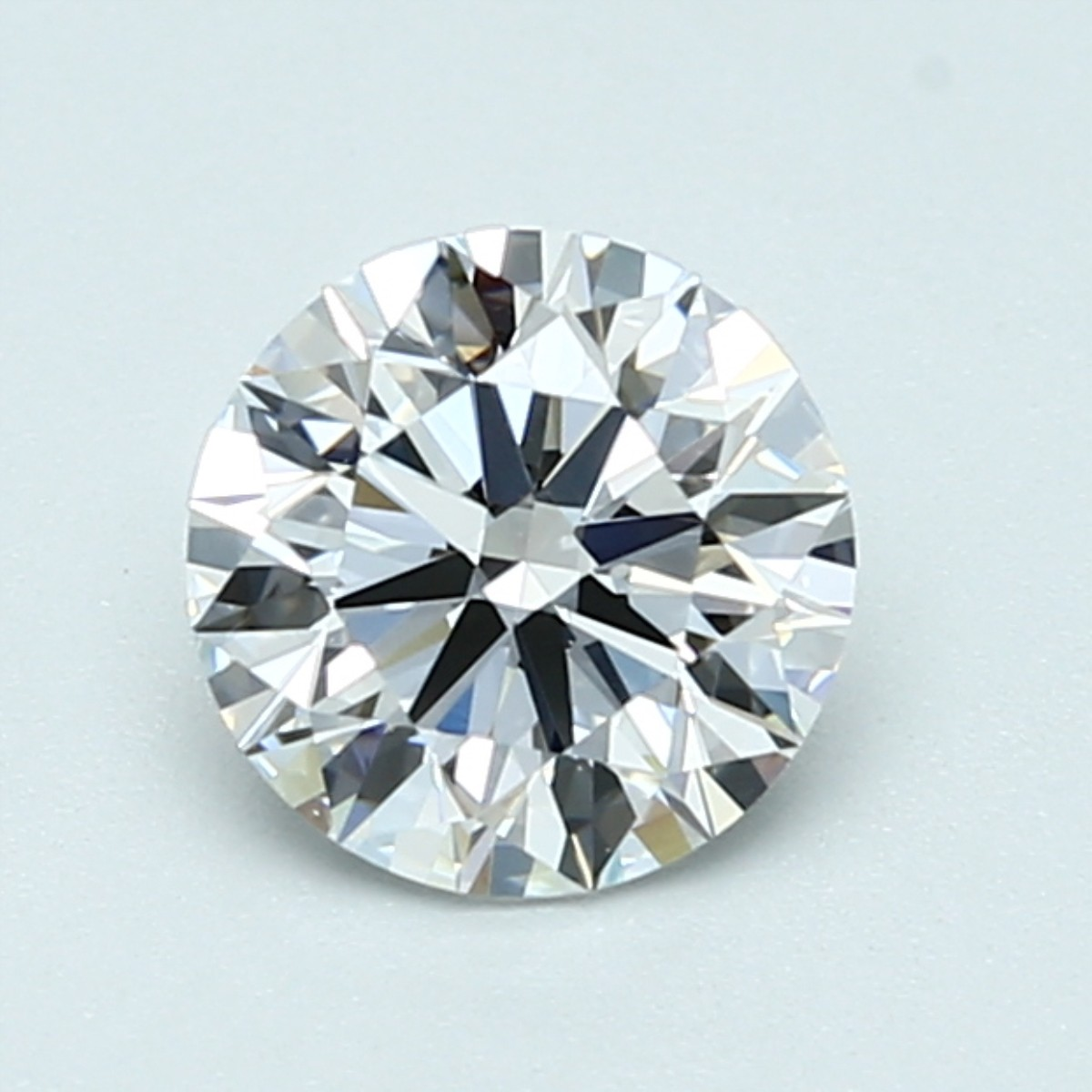 1 Carat D Color Diamond with None Fluorescence