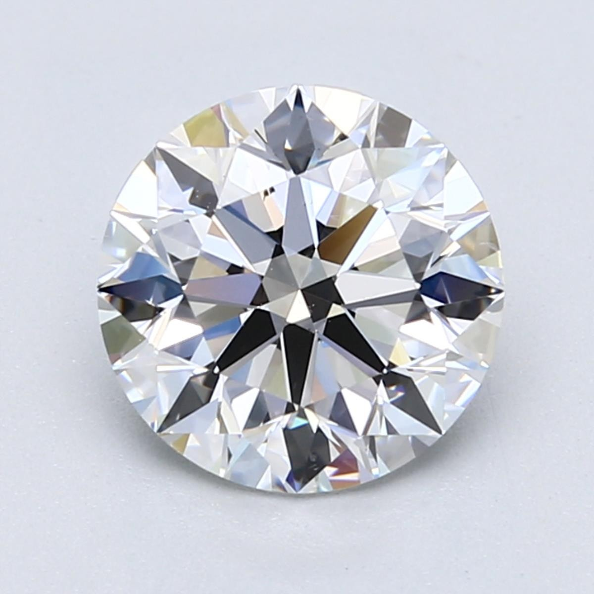 2.5 carat D color diamond