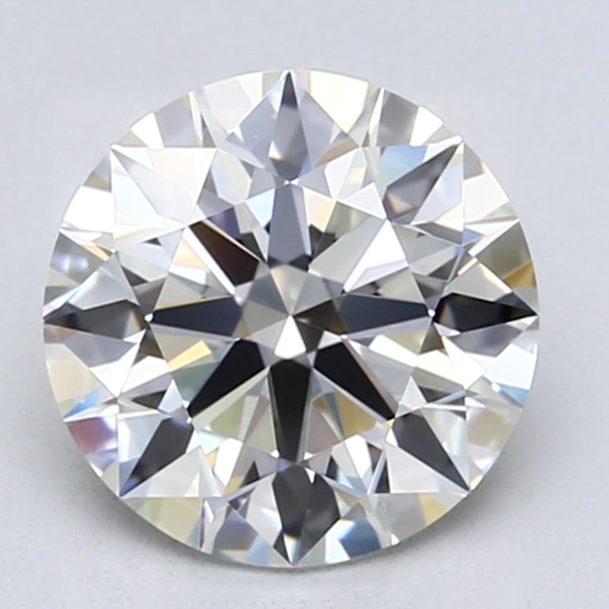 2.5 carat I color diamond