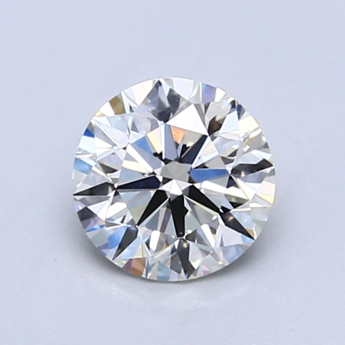 1 Carat I Color Diamond Facing Up White