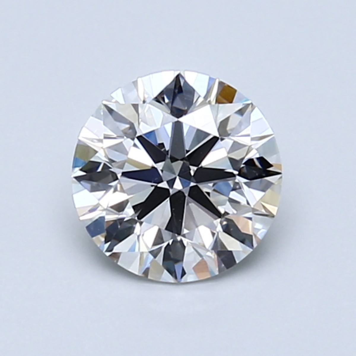 Round 1.03 Carat G Color VS2 Clarity For Sale