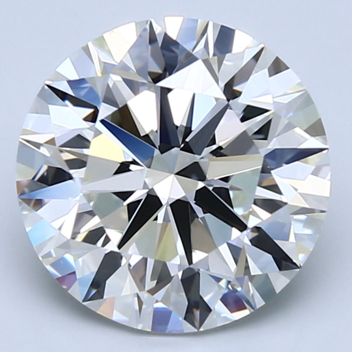 4 carat I color diamond