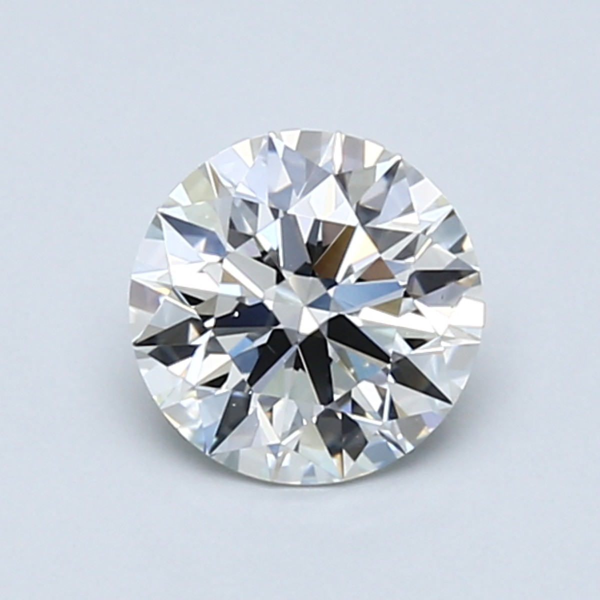 Round 1.01 Carat G Color VS2 Clarity For Sale