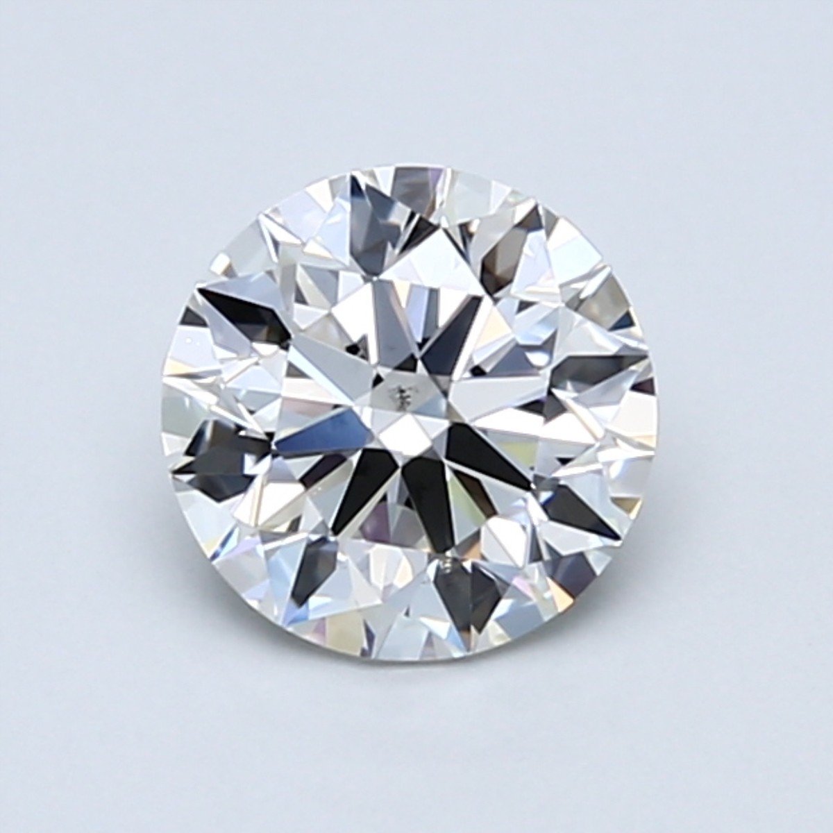 Round 1.05 Carat G Color VS2 Clarity For Sale