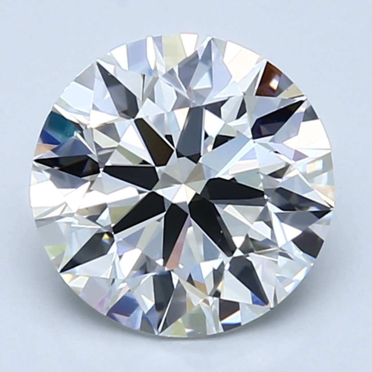 2.5 carat I color diamond