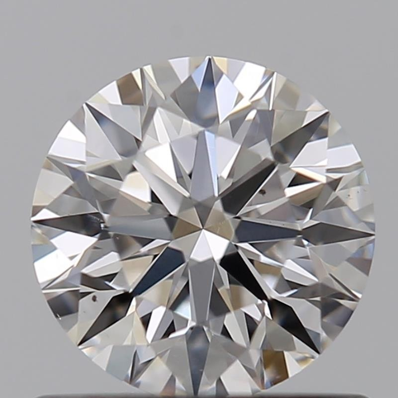 Round 0.71 Carat G Color VS2 Clarity For Sale
