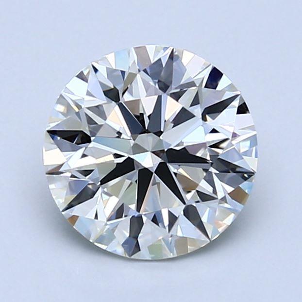1.5 carat I color diamond