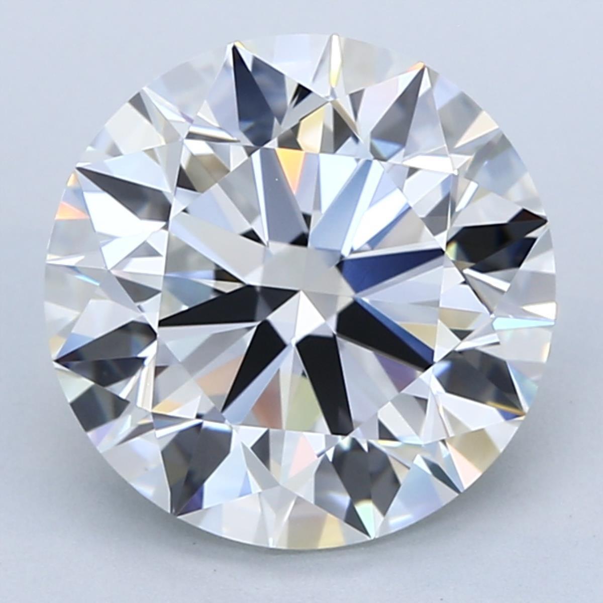 5 carat I color diamond
