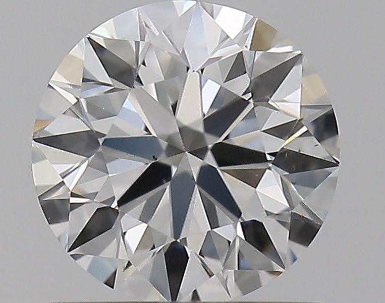 Round 0.73 Carat G Color VS2 Clarity For Sale